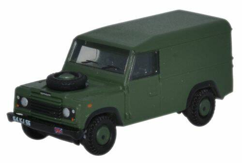 LAND ROVER DEFENDER 110 HARD TOP BRITISH ARMY