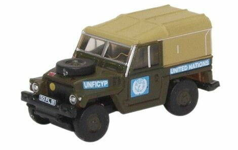 Land Rover LIGHTWEIGHT UNITED NATIONS