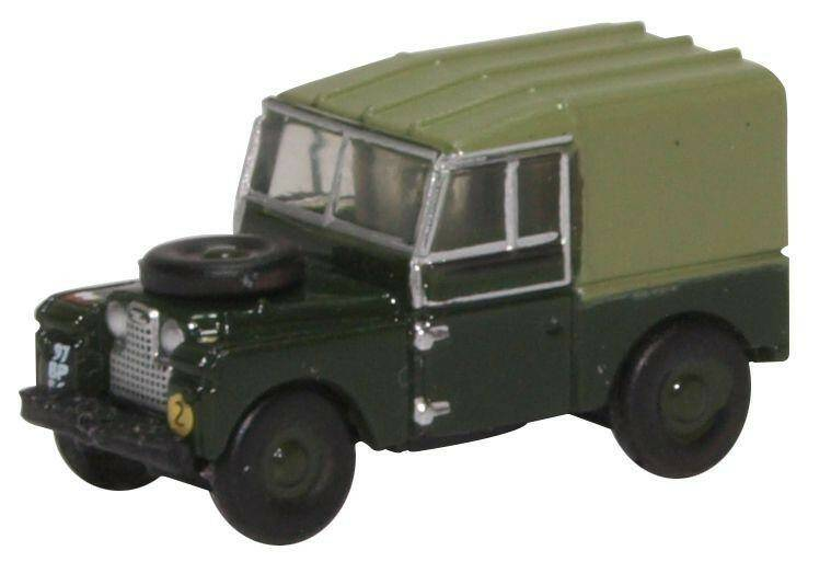 Land Rover SERIES I 88`CANVAS REME