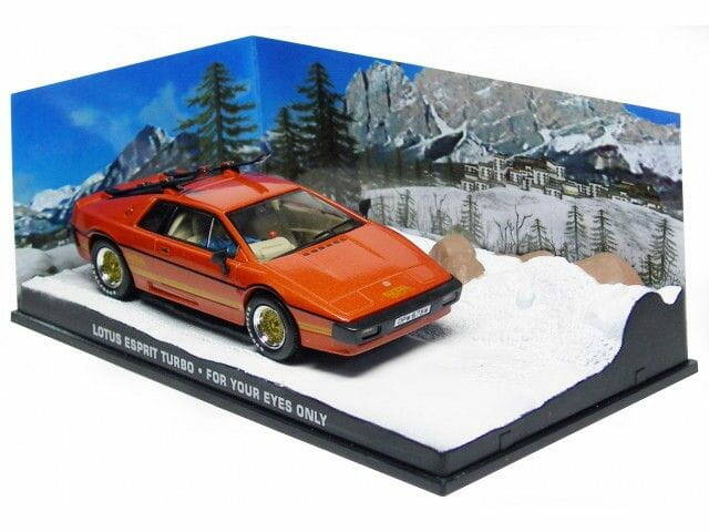 Lotus Esprit Turbo James Bond For your eyes only