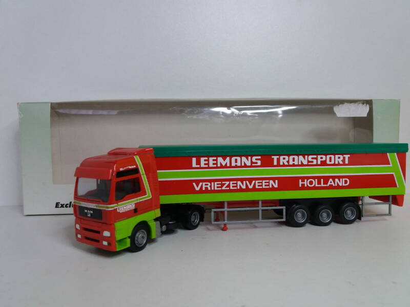 MAN van Leemans Transport