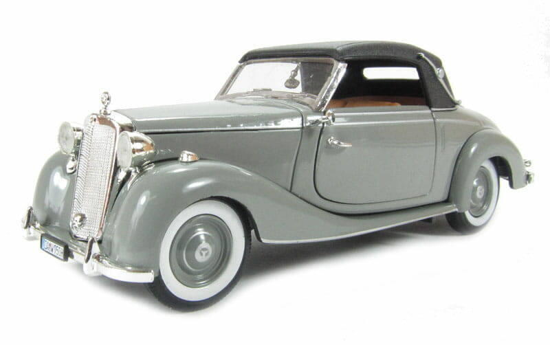 Mercedes Benz 170S Soft top