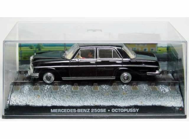 Mercedes Benz 250 SE *octopussy*