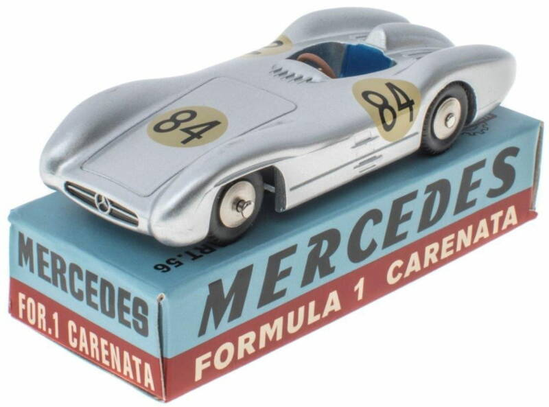 Mercedes Benz FORMULA 1 CARENATA #84