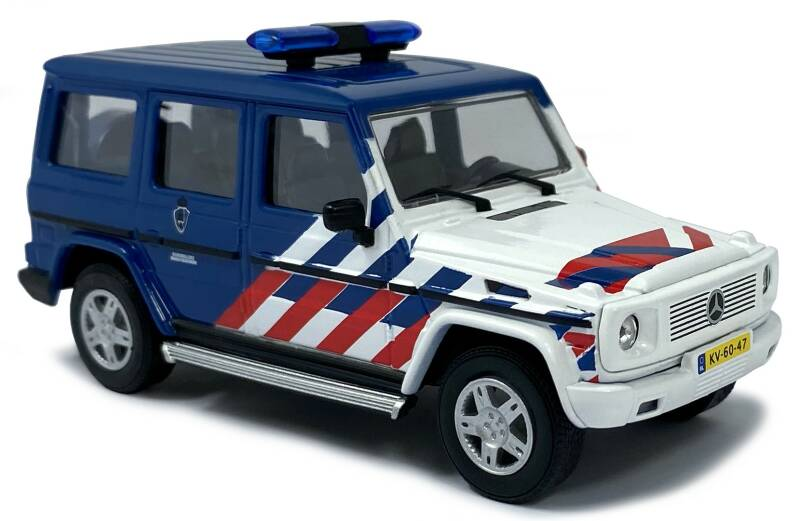 Mercedes Benz G-CLASS MILITARY POLICE THE NETHERLANDS