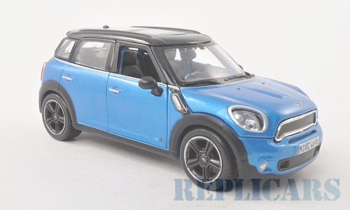 Mini Countryman blauw