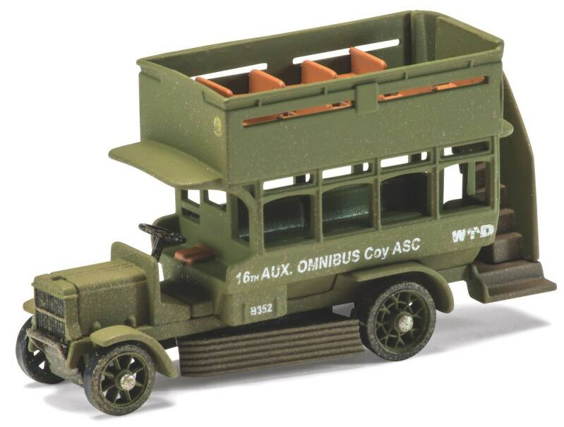 OLD BILL BUS WWI CENTENARY COLLECTION
