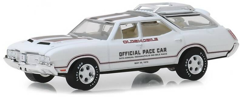 Oldsmobile VISTA CRUISER 54th ANNUAL INDY 500 RACE OLDSMOBILE OFFICAL PACE CAR 1970