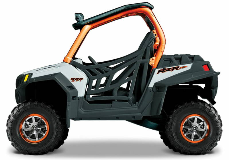 POLARIS RZR 900 RECREATIONAL OFF HIGHWAY VEHICLE