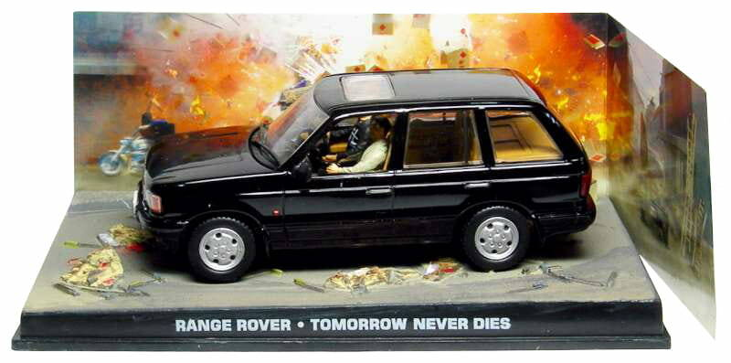 RANGE ROVER SPORT JAMES BOND TOMORROW NEVER DIES 1997