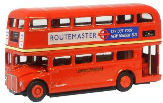 ROUTEMASTER RT1 LONDON TRANSPORT
