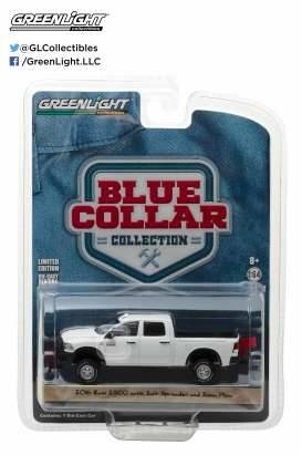 Ram 2500 with Salt Spreader and Snow Plow *Blue Collar Collection Series 2*