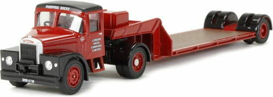 SCAMMELL HIGHWAYMAN LOW LOADER LONDON BRICK COMPANY