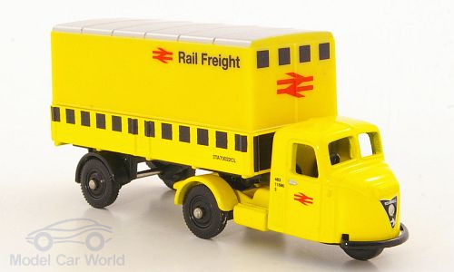 Scammell Scarab, British Rail Freight