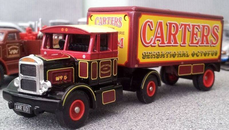 Scammell TRACTOR CARTERS