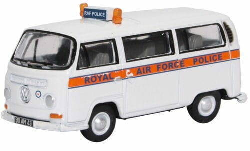 VW BAY WINDOW RAF POLICE