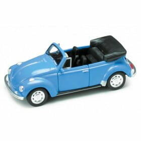 VW KEVER CABRIOLET blauw
