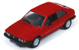 VW SCIROCCO rood