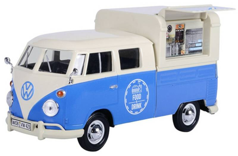 VW T1 TYPE 2 DELIVERY VAN 'FOOD TRUCK'