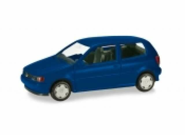Volkswagen Polo 2t, blue