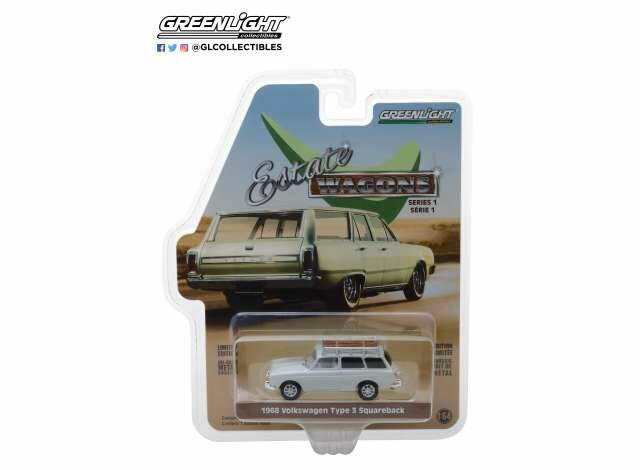 Volkswagen Squareback Panel *Estate Wagons Series 1*