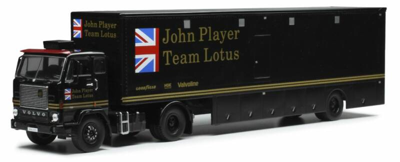 Volvo F88 John Player Team Lotus