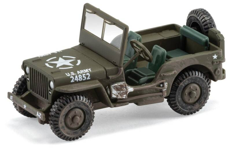Willys JEEP SEEBEES