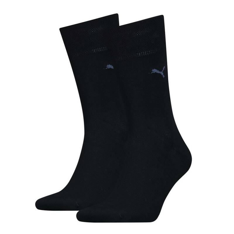 Classic Sock Piquee Band Navy (2 paar, 292004001)