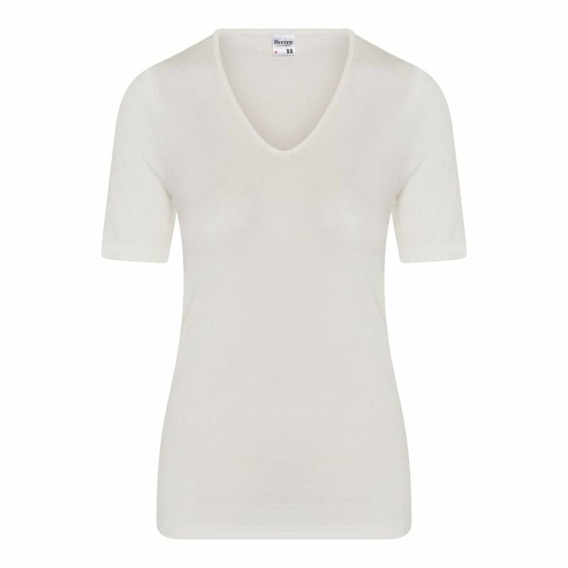 Beeren Thermo Shirt Dames Wolwit