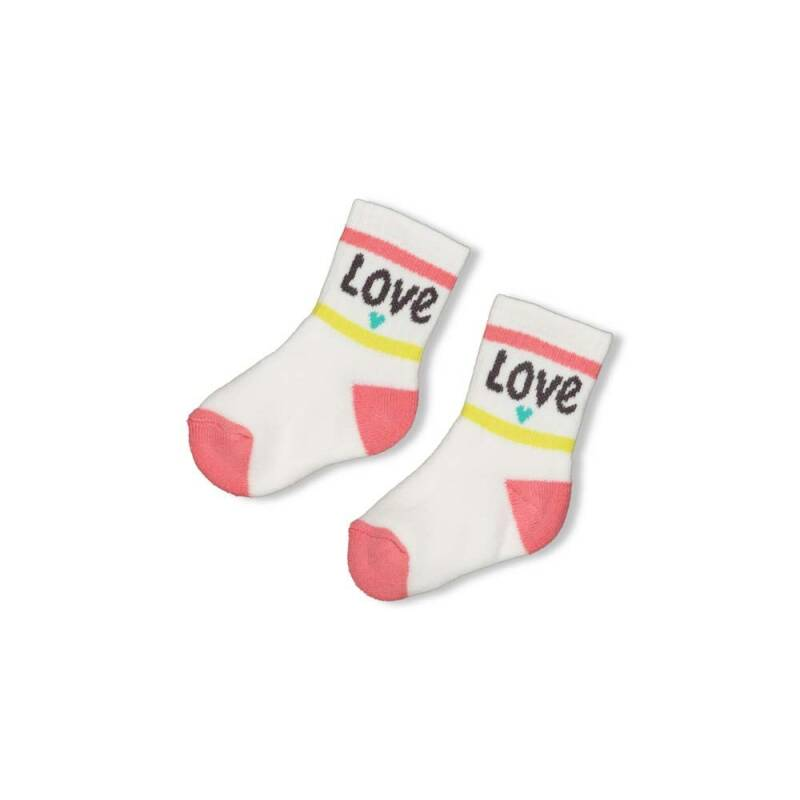 Feetje Sok Little Thing Called Love Offwhite (50400142)