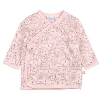 Feetje Shirt Lange Mouw We Are Family Rose (51601559)