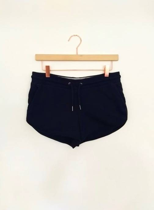 Less is more shorts
