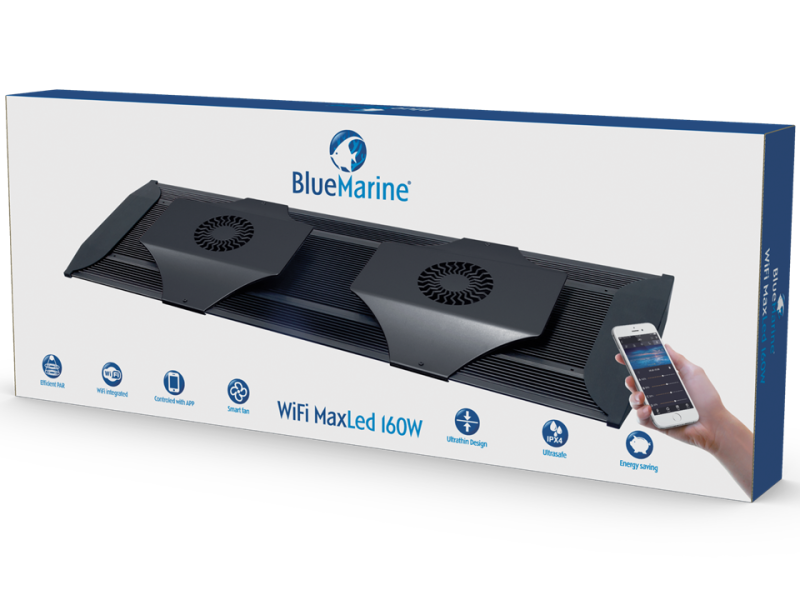 Blue Marine Wifi Max Led 160 Watt
