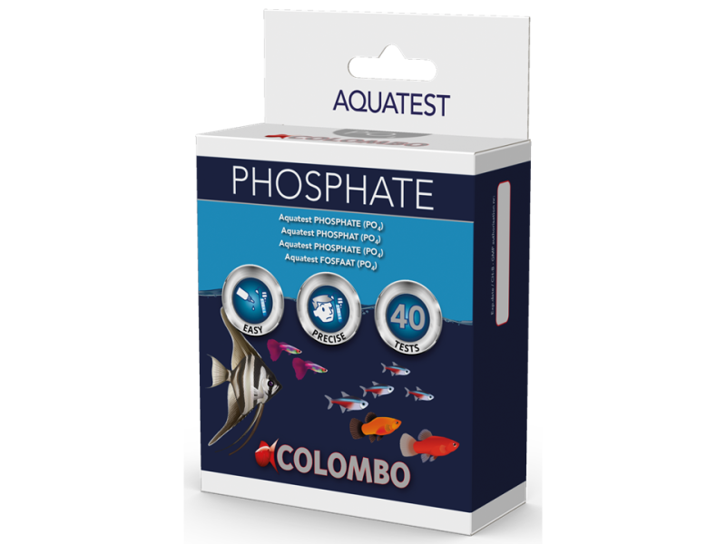 Colombo Aqua Phosphate Test