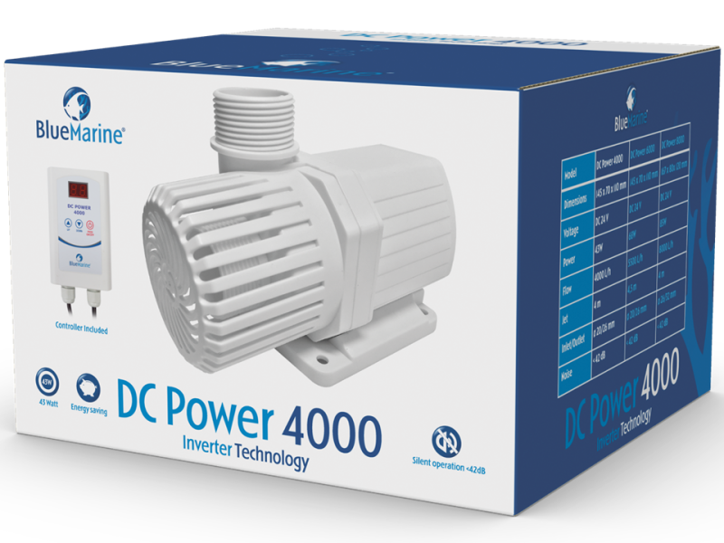 Blue Marine DC Power 4000 Pomp