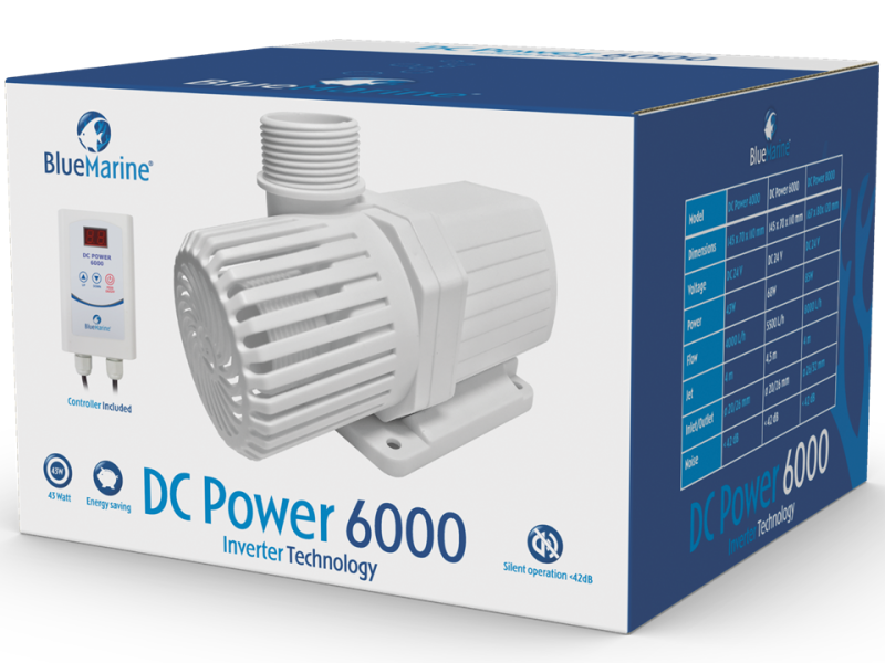 Blue Marine DC Power 8000 Pomp