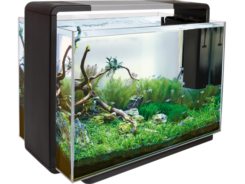 Superfish Home 110 Aquarium Zwart