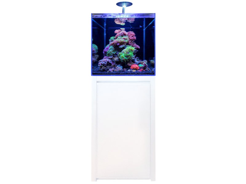 Blue Marine Reef 125 Wit Aquarium + Meubel