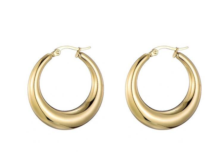 Statement Hoops Smooth