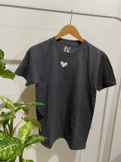 T-shirt Hart Grey