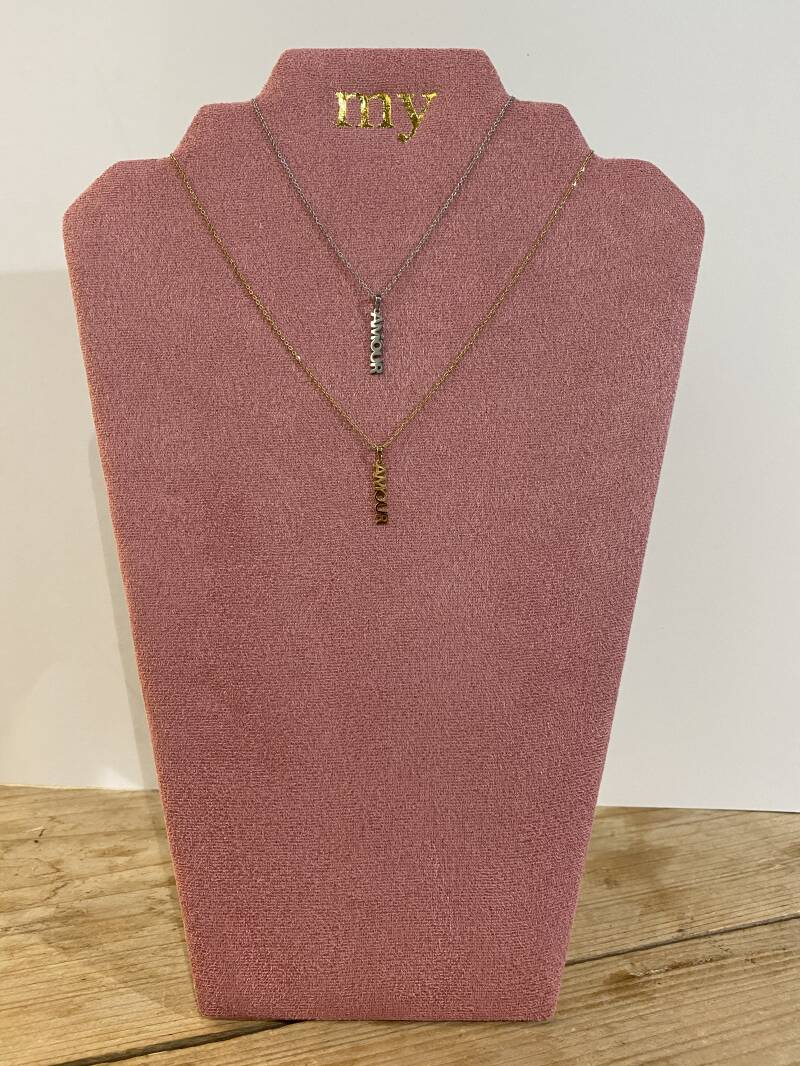 Ketting Amour Long