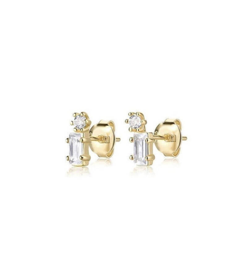 Earrings Total Muse Gold