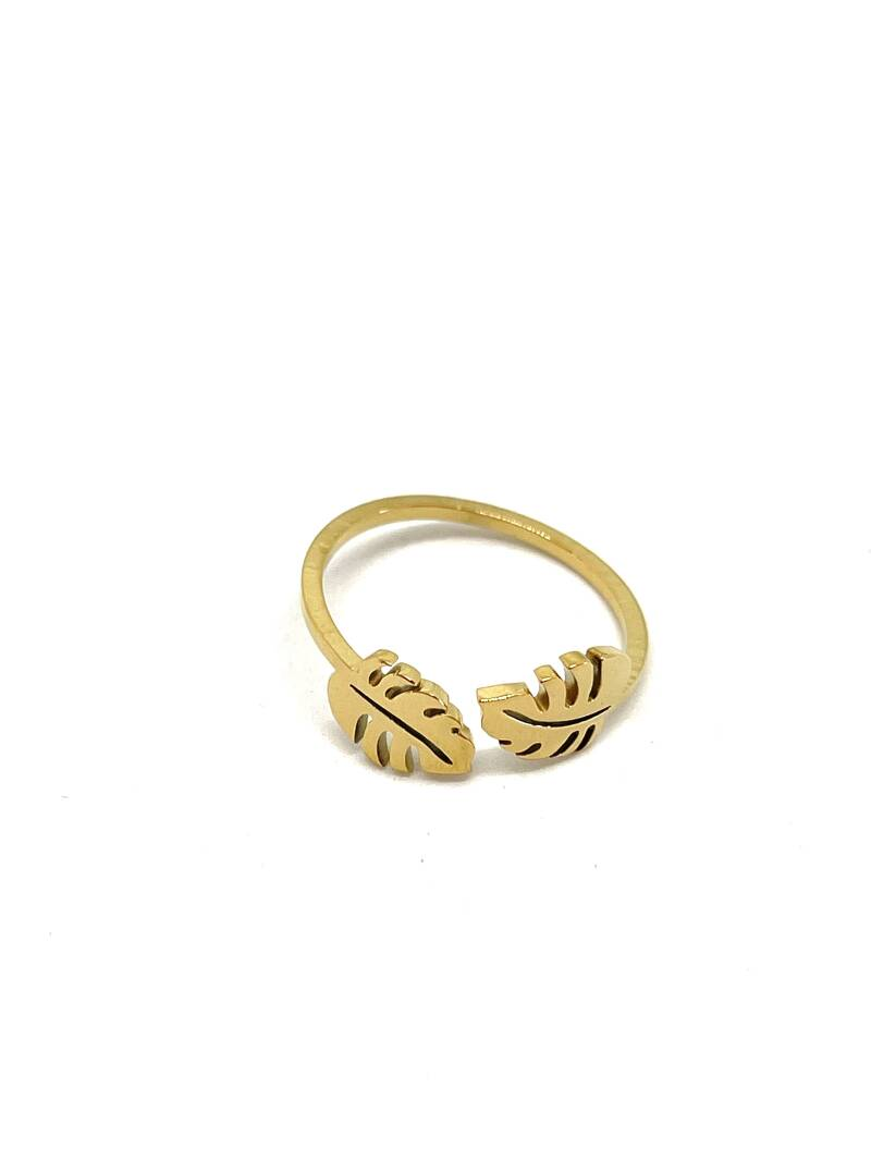 Ring Palm Gold