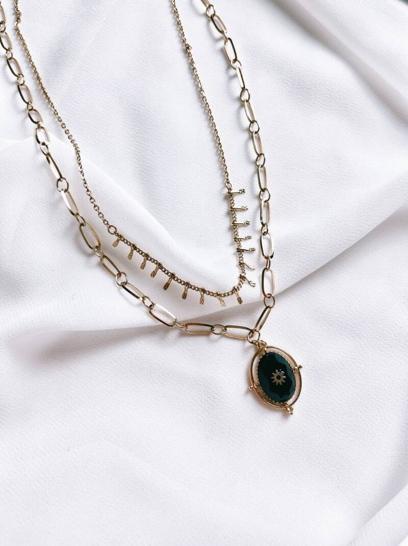 Ketting Double Lucile