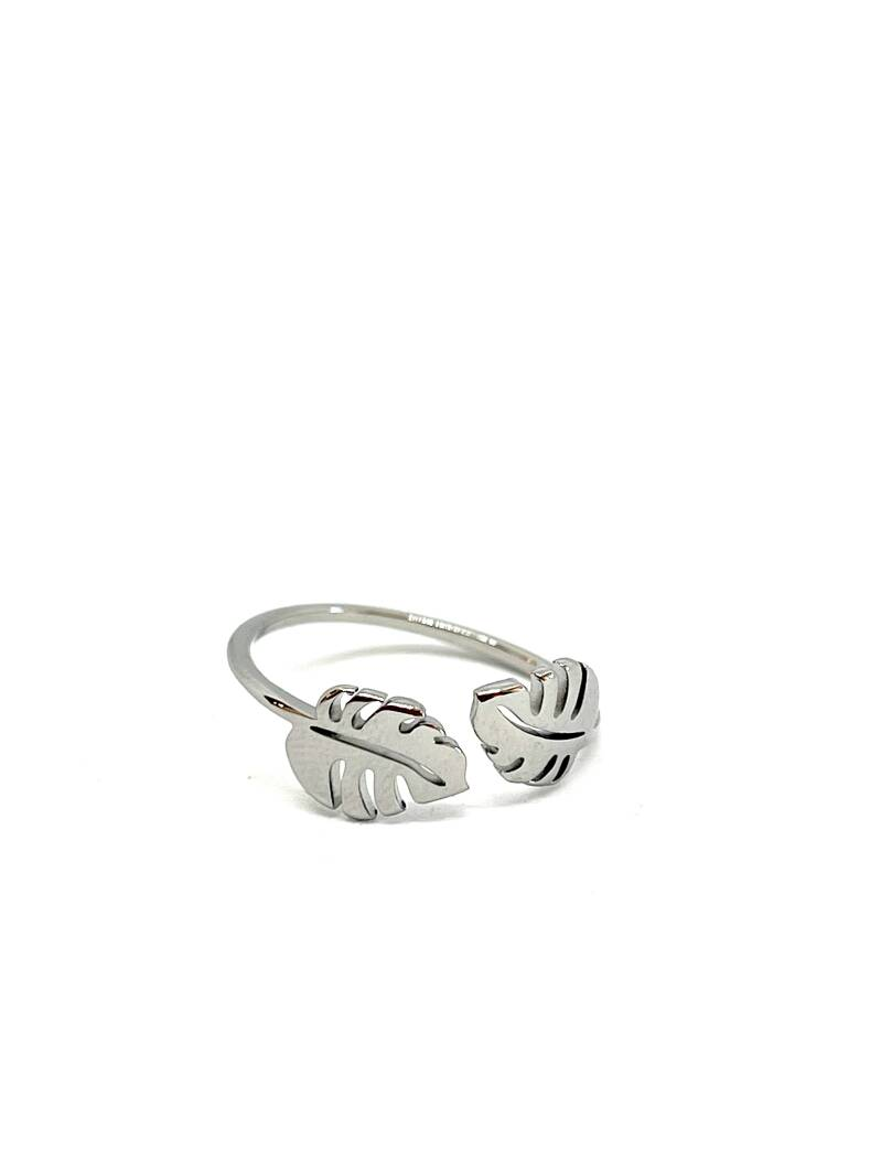 Ring Palm Silver