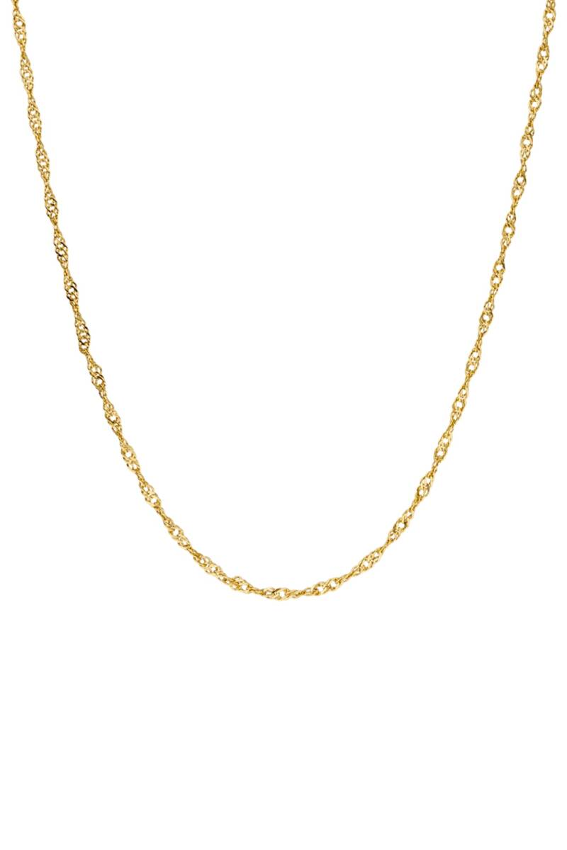 Vintage Classic Necklace 18K Gold Plated