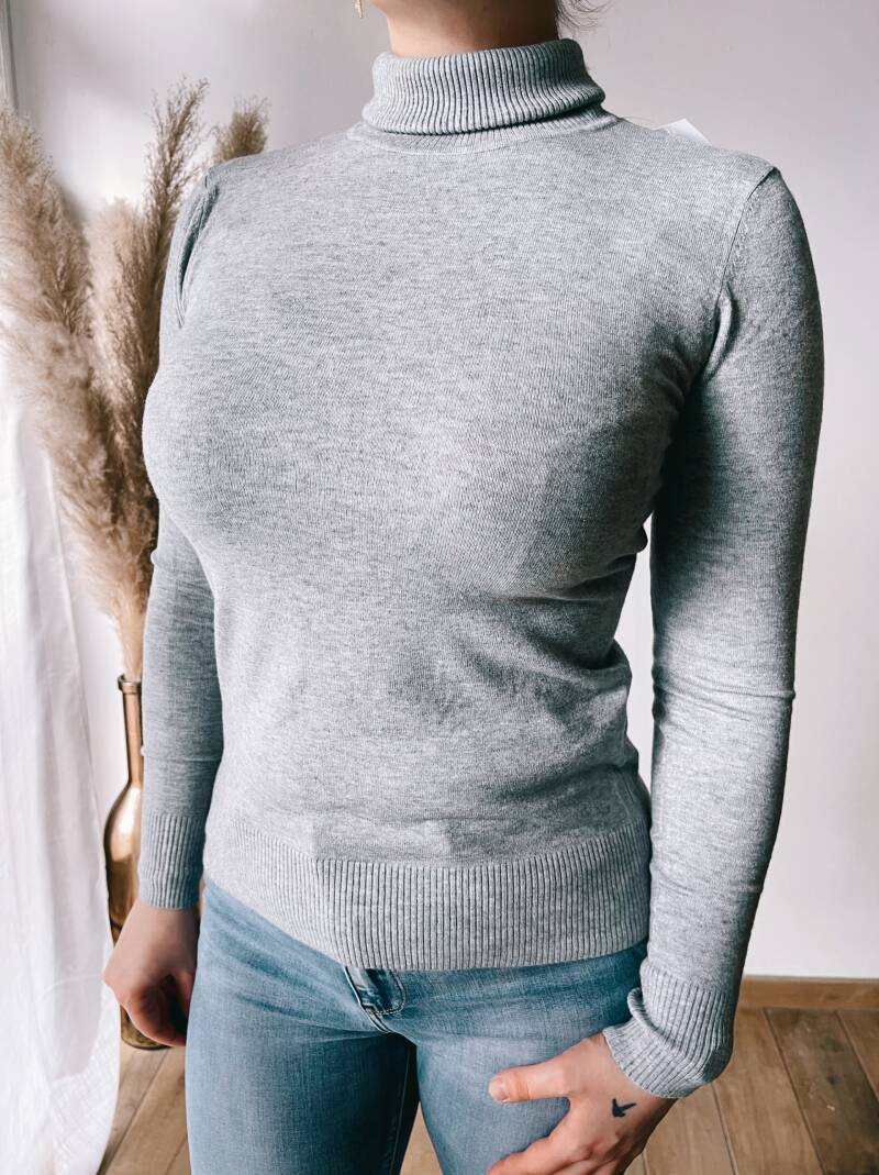 Cashmere Coltrui Light Grey