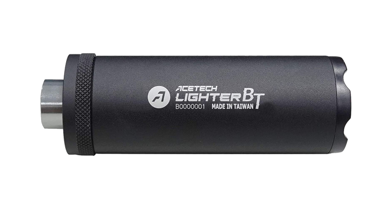 Acetech Lighter BT FLAT body (Black)