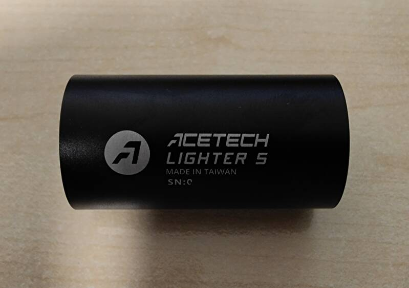 Acetech Lighter S Main Casing only