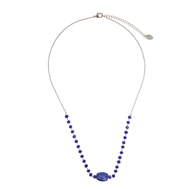 Necklace Sweet Stones Blue